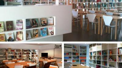 455- A Biblioteca Escolar e a Implementação de Projetos de Leitura no Agrupamento